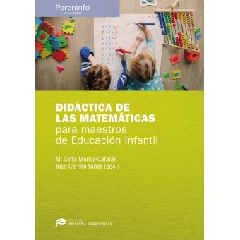 Didáctica de las matemáticas para maestros de Educación Infantil