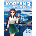 Korean From Zero! 3: Continue Mastering the Korean Language with Integrated Workbook and Online Course: Volume 3