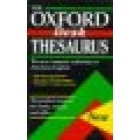 The Oxford desk thesaurus. The new compact authority on American English
