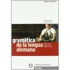 Gramática de la lengua alemana. Libro de ejercicios