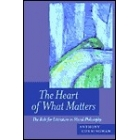 The heart of what matters (The role for literature in moral philosophy)