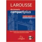 Larousse compact Plus español - inglés / inglés - español