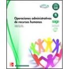 Operaciones administrativas de recursos Humanos (CFGM)