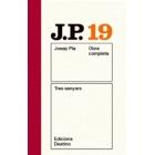 Obra completa Josep Pla 19. Tres senyors