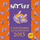 Calendario escalofriante 2013 BAT PAT