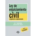 Ley de enjuiciamiento civil 2014