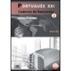Português XXI 3. Caderno de exercícios (Nível B1) Nova Ediçao