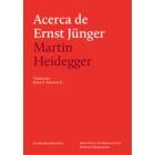 Acerca de Ernst Jünger (Obras Completas, Sección IV: Referencias y notas)