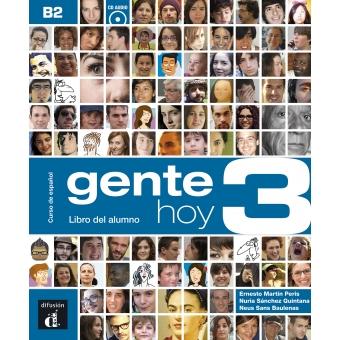 Gente hoy 3 (B2) Libro del alumno + CD