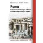 Roma: instituciones e ideologías políticas durante la República y el Imperio