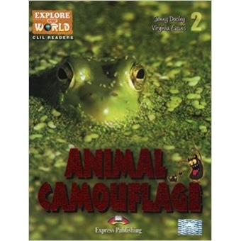 Animal Camouflage. Reader with cross-platform application