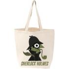 LoveLit Sherlock Holmes Tote bag