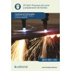UF1622: Procesos de corte y preparación de bordes. FMEC0210 - soldadura oxigás y soldadura MIG/MAG