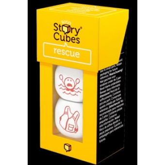 Story Cubes Rescate / Rescue