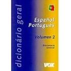 Diccionario general Español-portugués. Volumen 2