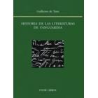 Historia de las literaturas de vanguardia