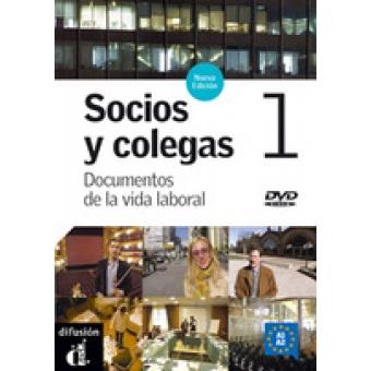 Socios y colegas 1 DVD