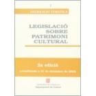 Legislació sobre patrimoni cultural