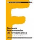 Nociones fundamentales de termodinámica. Base Universitaria