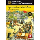 Apartamento en la Costa Brava. Libro + CD mp3 + audio (Nivel-A2)