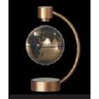 Mini globo-Terráqueo Dorado 11 cm. (con imán)