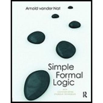 Simple formal logic (with common-sense symbolic techniques)