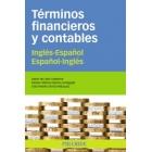 Términos financieros y contables. Inglés-Español/ Español/Inglés