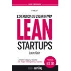 Lean Startups. Experiencia de usuario