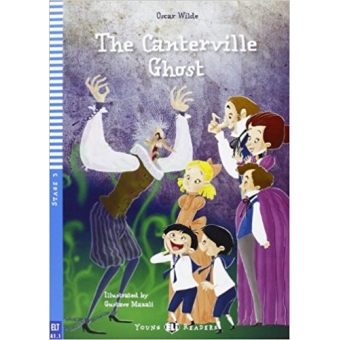 Young ELI Readers - The Canterville Ghost + CD-Audio - Stage 3 - A1.1 Movers