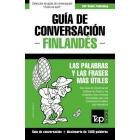 Guía de Conversación Español-Finlandés y Diccionario Conciso de 1500 Palabras