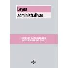 Leyes administrativas 2017