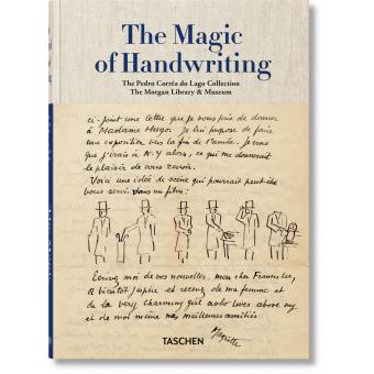 La Magia del Manuscrito.  Collection Pedro Corrêa do Lago