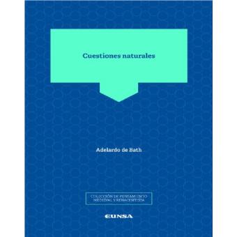 Cuestiones naturales (Traducción a partir de la edición latina de Charles Burnett)