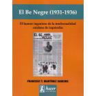 El Be Negre (1931-1936). El humor ingenioso de la intelectualidad catalana de izquierdas