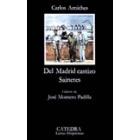 Del Madrid castizo/ Sainetes