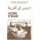 Leçons d'arabe