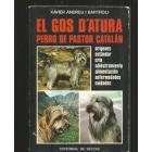 El gos d'atura. Perro de pastor catalán