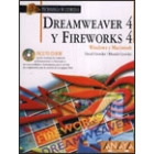 Dreamweaver 4 y Fireworks 4. Windows y Macintosh