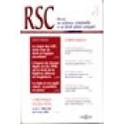 Revue de Science Criminelle et de Droit Penal Comparé