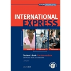 International Express  Pre-Intermediate Student's ed. 2008