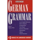Barron's German Grammar Book