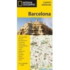 Barcelona (Guía Mapa National Geographic)