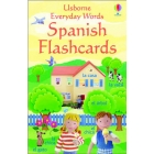 Usborne Everyday Words: Spanish Flashcards