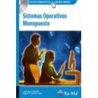 Sistemas Operativos Monopuesto- Ciclos formativos grado medio