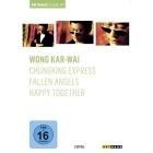 Wong Kar-Wai Edition, 3 DVDs