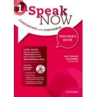 Speak Now: 1: Teacher's Book with Testing CD-ROM