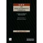 Ley de enjuiciamiento criminal 2013