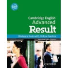Cambridge English: Advanced Result: CAE Result Sb & Osp Pk Exam 2015