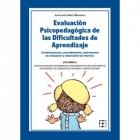 Evaluación Psicopedagógica de las Dificultades de Aprendizaje. 2