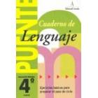Puente. Cuaderno de Lenguaje. 4º Primaria